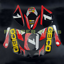 GRAPHICS DECAL STICKERS Kit for HONDA CRF50 2004-2016 SDG SSR 107 110 125