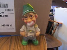 Vintage Heico bobblehead with tag Gnome German man?