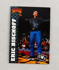 Eric Bischoff WCW NWO Wrestling Trading Card Topps 1999 Wrestler WWE Nitro #32