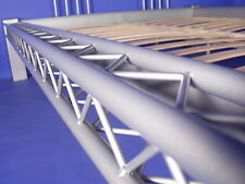 DESIGNER STAHLBETT  Metallbett Eisenbett 4P-Quad 140x200 NEUWARE