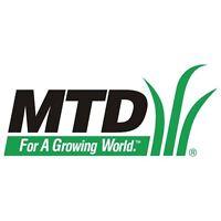 Genuine MTD 712-04105 Nut-Blade Lock