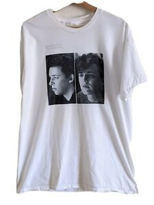 Vintage Tears for Fears Band Concert Tour Shirt Adult Size XL