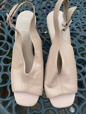 M&S Ladies Leather Insolia Shoes Size 6.5 UK