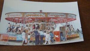 vintage Butlins Galloper photo fairground 1978 AYR