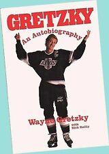 Gretzky: An Autobiography by Wayne Gretzky and Rick Reilly, Hockey, Sports