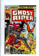 Marvel: GHOST RIDER #38  MID GRADE