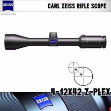 Carl Zeiss Terra 3X 4-12x42 Reticle Plex 20 Rifle Scope [Z-Plex] [522711-9920]