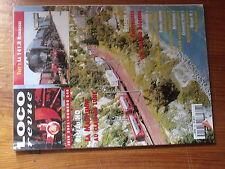 $$a3 Loco-Revue N°648 141.R Rivarossi  Sablerie moderne  Petit village provincia