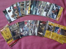 Marvel Studios First Ten Years 52/100 Base set cards  Upper Deck May 2019 NM