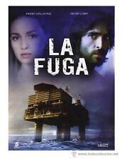 """ESPAÑA,SERIES,""""LA FUGA"""" UNICA TEMPORADA, 2012, 4DVD, 12 CAP, SUBT"""