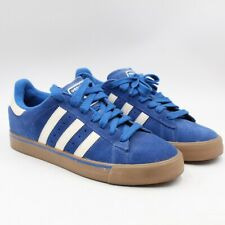 Adidas Original Superstar Blue Suede Casual Sneakers Size Men's 10