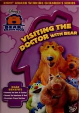 Bear in the Big Blue House Visiting the Doctor with Bear DVD 2005