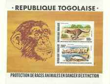Timbres Animaux Togo BF107 ** lot 24287