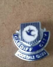 Cardiff City C Premiership Clubs Football Badges & Pins