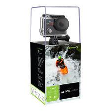 4K Sports Action Camera Waterproof Dual Screen Ultra Hd Battery + Accessory Kit