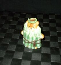 "1988 Lucy & Me Enesco ""Asparagus"" Vegetable Bear Figurine"