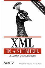 XML in a Nutshell (In a Nutshell (O'Reilly)) (Paperback), Harold,. 9780596007645