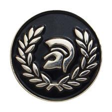 Trojan Enamel Pin Brooch Badge Helmet Ska Soul Mod Skinhead Reggae Retro