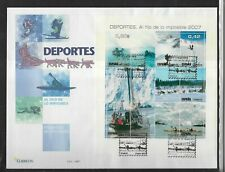 España Deportes Sobre Primer Día del año 2007 (FB-578)