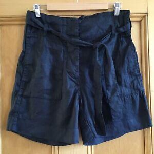 isabel marant linen shorts S