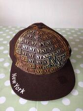 ETHOS Baseball CAP Hat NY NEW YORK Hip Hop RAP Cool FLY Sports