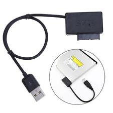 USB auf 7 + 6 13Pin Slim. SATA/IDE CD DVD Optical Drive Adapter Converter Nizza