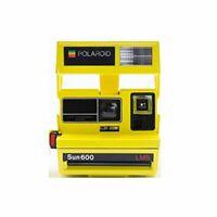 Polaroid Originals, Polaroid 600 80s style, Smiley, Fotocamera Istantanea