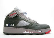 Nike MEN'S AIR JORDAN 5 FUSION AJF5 PREMIER GREY NURSE SIZE 10 TUSKEGEE AIR MEN