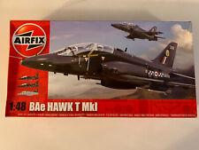 Airfix 1/48 Bae Hawk T Mki. British Jet Fighter Trainer