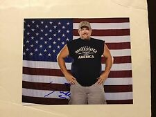 Larry The Cable Guy Hand Signed 8x10 Photo Autographed a