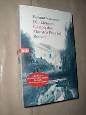 Die kleinen Gärten des Maestro Puccini von Helmut Krausser (2010, Taschenbuch)