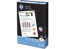 HP A4 80gsm White Copy Office Printer Copier Paper 2500 sheets 5 ream Box +24h