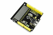 Keyestudio UNO USB Host Shield V1.5 KS-155 Arduino Robotale Google Flux Workshop