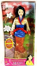 Disney Princess Blossom Beauty Mulan