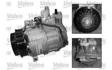VALEO Compresor, aire acondicionado MERCEDES-BENZ CLASE C E S CLK SL 813157