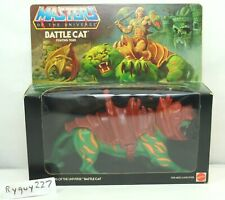 MOTU, Battle Cat, 8-Back, Masters of the Universe, MOC, MISB, sealed box, He-Man
