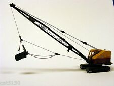 Ruston Bucyrus 22RB Dragline, Crane, Clam - 1/50 - EMD #T003.1 - Metal Tracks