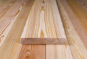 Muster! Glattkantbretter 21 x 120 mm, Sibirische Lärche, Massivholz, Fassade.