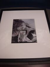 VERY RARE ORIGINAL CAROL CHANNING SIGNED AUTOGRAPHED PHOTOGRAPH TO BILL HARRAH