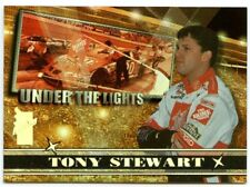 Tony Stewart Under the Lights Explosive 2000 Press Pass VIP #UL5