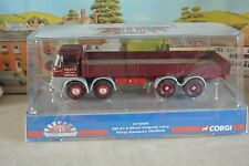 Corgi 1/50 Scale CC10506- ERF KV 8 Wheel Dropside Lorry - Riley's Transport