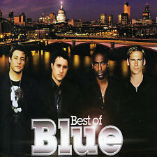 BEST OF BLUE NEW CD