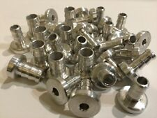 """Hose Barb - weld on style 3/8"""" Male  -- pack of 20 -- FREE SHIPPING --"""