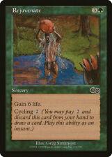 Magic MTG Tradingcard Urza's Saga 1998 Rejuvenate 271/350
