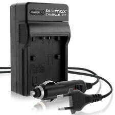 Cargador de batería Charger para Sony np-fp90 np-fp91 np-fh30 np-fh40 np-fh50 | 90305