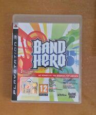 Band Hero x PS3 usato/in ottime condizioni