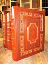 L'Occident médiéval (4 vol.) : Le Roman de la rose... illustrés et reliés