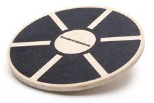 Balance Board Wackelbrett Kreisel Therapiekreisel aus Holz - ø 41 cm