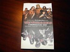 THE WALKING DEAD Compendium ONE Image Comics_Robert Kirkman Short Story Included