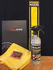 Power Maxed Sealant 500ml + Free Micro fibre,Shampoo & Ultra Wax